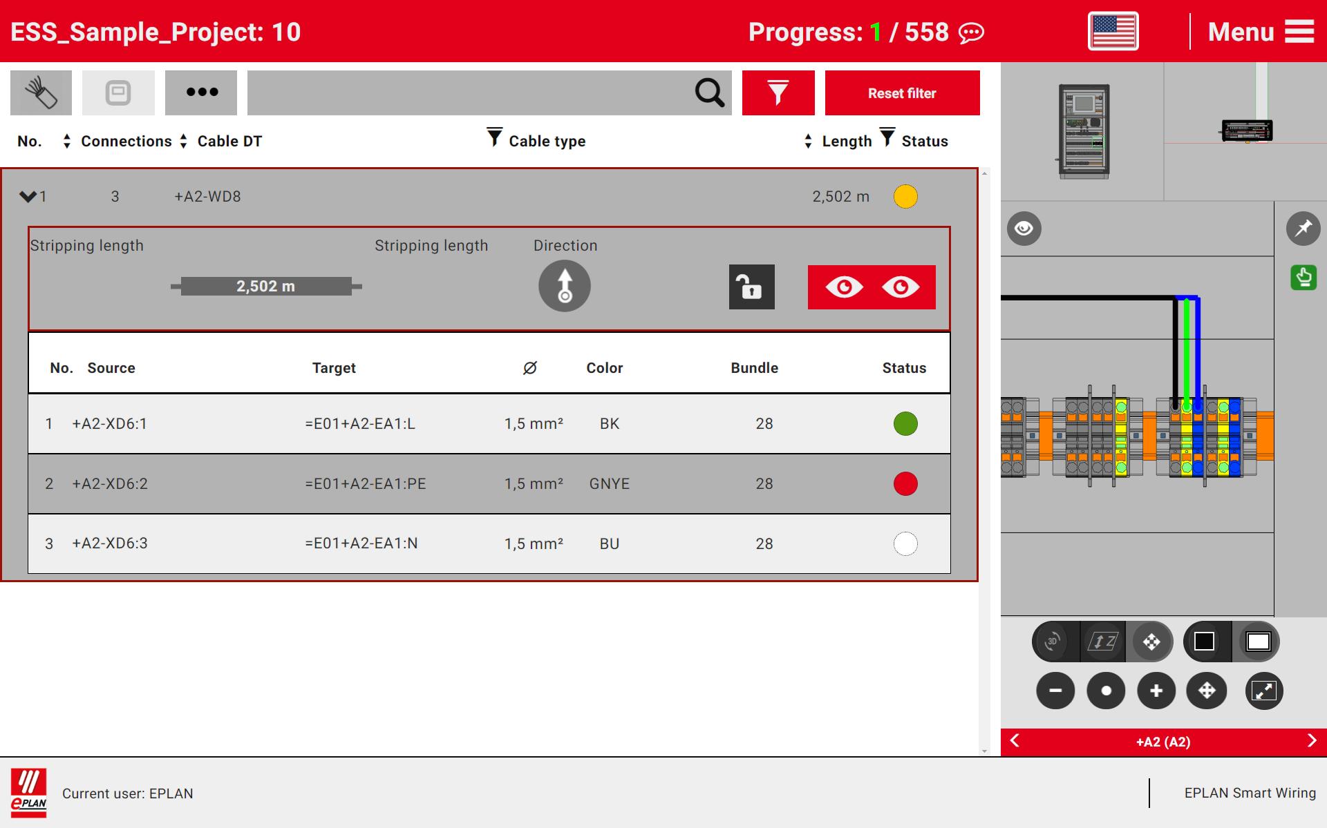EPLAN Smart Wiring_Integration Cable_EN